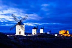 Windmills Royaltyfri Fotografi