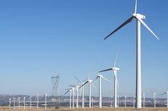 Windmills Stock Image