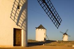 Windmills Royalty Free Stock Photos
