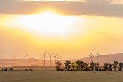 windmills image libre de droits