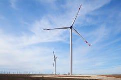windmills Imagem de Stock Royalty Free