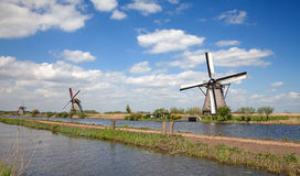 windmills Royaltyfri Bild