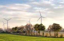 windmills Immagine Stock