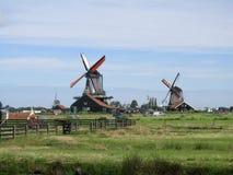 windmills Immagini Stock Libere da Diritti