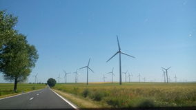 windmills Immagine Stock Libera da Diritti