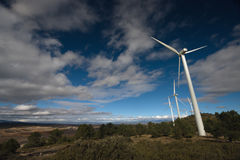 Windmills Stock Photography