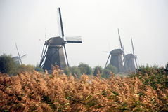 Windmills Royalty Free Stock Photos