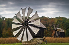 The windmills Royalty Free Stock Images