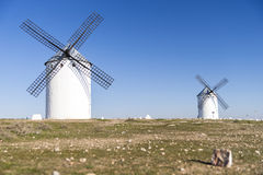 windmills Foto de Stock