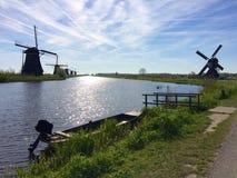 windmills Photographie stock libre de droits