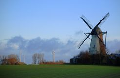 Windmills Stock Photos