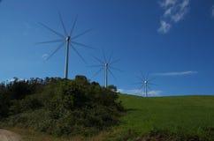 windmills imagen de archivo