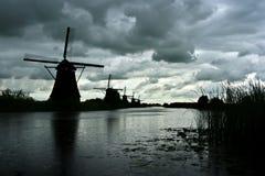 Free Windmills At Kinderdijk Royalty Free Stock Photos - 24833648