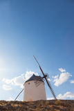 Windmills of Consuegra. In the La Mancha region of central Spain Stock Photos
