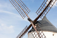 Windmills of Consuegra. In the La Mancha region of central Spain Stock Images