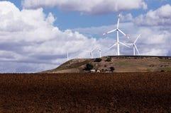 Windmills Stock Photos