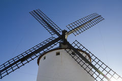 Windmills of Don Quixote Royalty Free Stock Photography