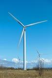 Windmills in Estonia, Europe. Stock Images