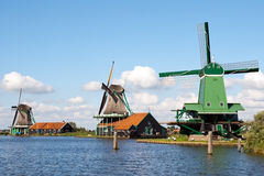 Windmills - Holland Stock Photography
