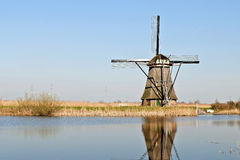 windmills from Holland Stock Photography