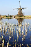 windmills from Holland Stock Photos