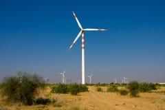 Windmills , India Stock Photo