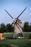 WINDMILLS IN NETHERLANDS Stock Photos