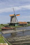 Windmills, Netherlands Stock Images