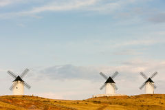 Windmills, Spain Stock Image