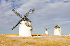 Windmills, Spain Royalty Free Stock Image