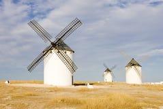 Windmills, Spain Royalty Free Stock Image