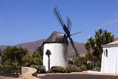 Windmills in Spain Royalty Free Stock Photo