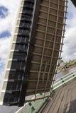 Windmills at Zaanse Schans Royalty Free Stock Photo