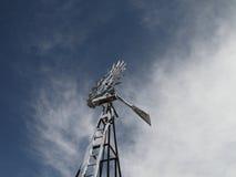 windmillvinter Arkivbild