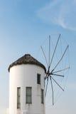 Windmils или ветротурбина турбины Стоковое Изображение RF