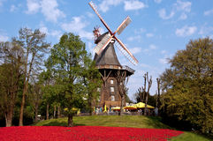 Windmolen Royalty-vrije Stock Foto