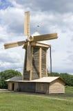 Windmolen 2 Royalty-vrije Stock Afbeeldingen