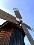 Windmolen Astra Stock Afbeeldingen
