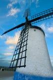 Windmolen in Consuegra Royalty-vrije Stock Afbeelding