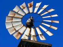 Windmolen-FEB2908-0274-R1G1B1 Royalty-vrije Stock Afbeeldingen