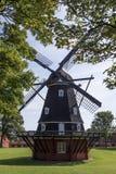 Windmolen in Kastellet - Kopenhagen - Denemarken Stock Foto's