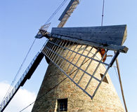 Windmolen - Szentendre Stock Fotografie