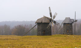 Windmolens Stock Foto
