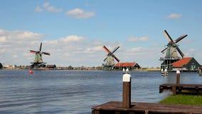 windmolens stock videobeelden