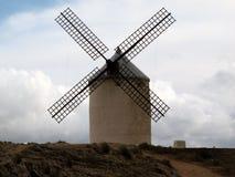 windmolens Royalty-vrije Stock Afbeeldingen