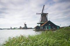 Windmolens in Holland Stock Fotografie