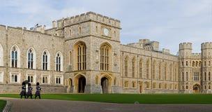 Windor Castle Upper Ward Stock Photography
