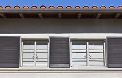 Double Windows Stock Image