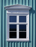 Window. On a old house Royalty Free Stock Photos