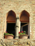 Window. Of a Italian house Royalty Free Stock Photo